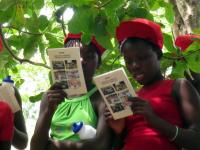 Reading the English / Creole Translation book