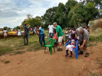 Bible Camp Games