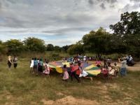 Bible Camp fun