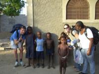 46 Kat & Joe with children
