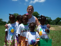 Thank you Wall Twp School for the T-shirt dresses!