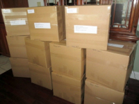 Haiti Shoe Collection Ready to Ship