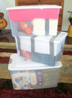 \'Totes\' for Sandy Relief