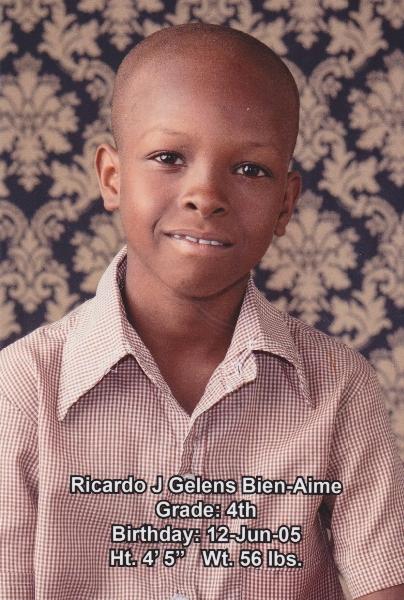 Ricardo Gelens Bien-Aime