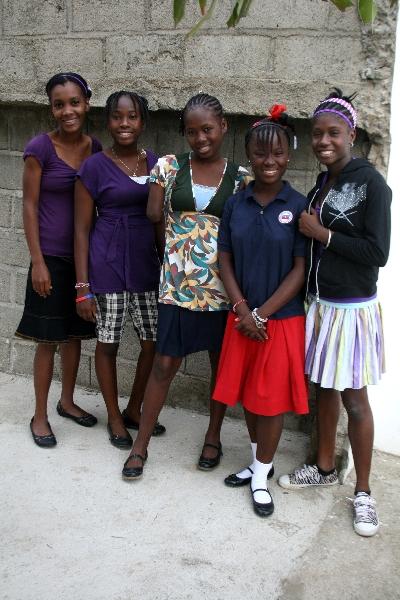 Haiti Shoe Collection Danita\'s Orphange