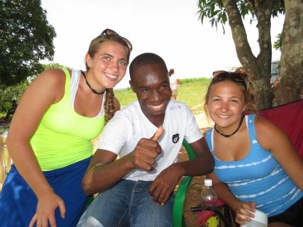 12 Rebecca, Evenson & Julia 2012