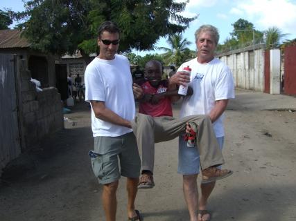 3 Evenson, Rob & Bob 2007
