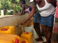 Clean Water Filling Station