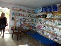 New storage for pharmacy