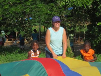 2016 - Tara in Haiti
