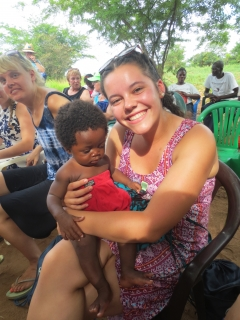 2016 - Tara got the Haiti Bug! Returns in 2017