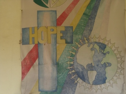 112 hope - sign