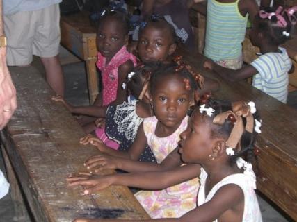 144 children in sauna classroom