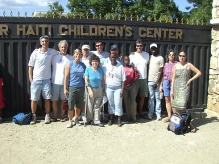 172 Hope for Haiti children center