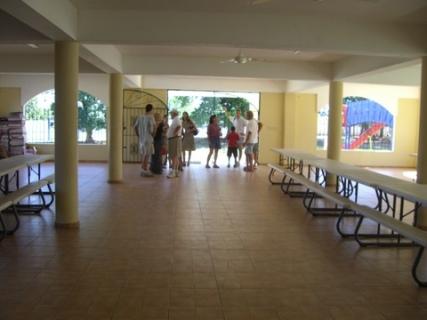 194 inside of cafeteria