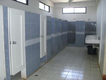 200 boys bathroom at Danitas