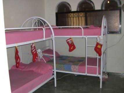 209 girls dorm room at Danitas