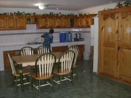 212 kitchen in girls dorm